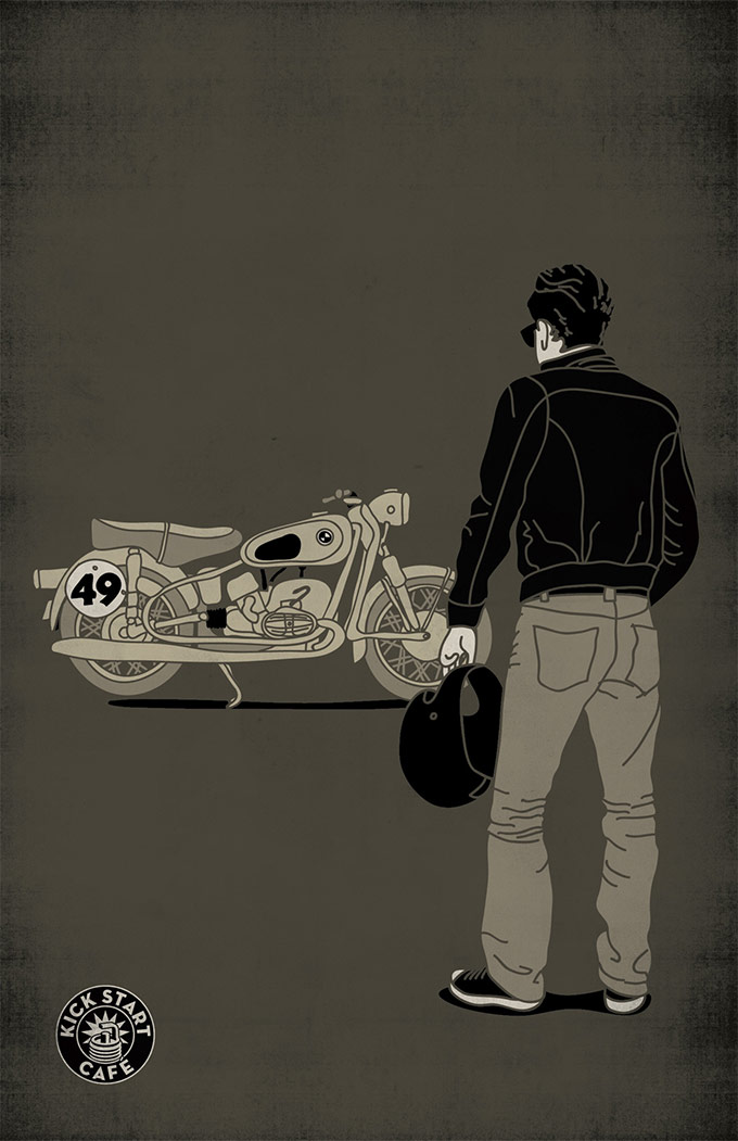 Moto Photo :: by Michael Tersieff