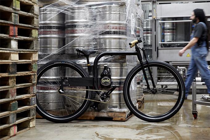 Growler City Bike by Joey Ruiter :: via GBlog