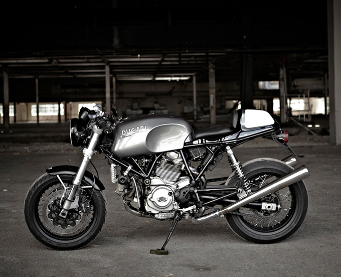 Hearty's GT1000 Cafe Racer