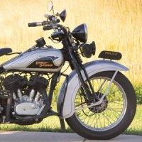 Harley-Davidsons From The Wayne Pierce Family Museum