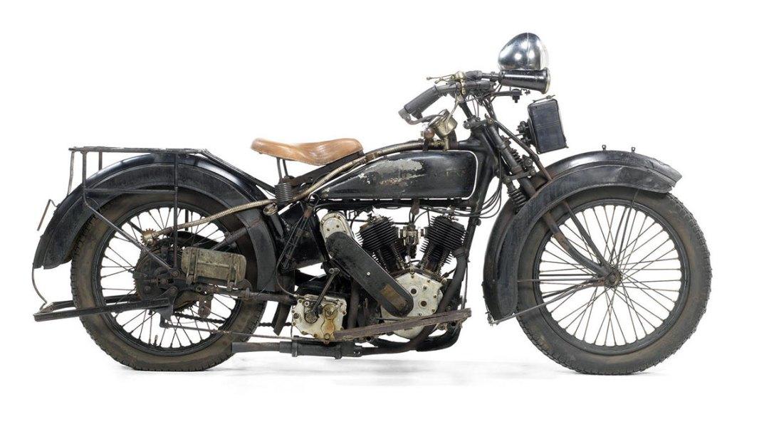 1924 Husqvarna 5hp Model 150 :: Bonhams