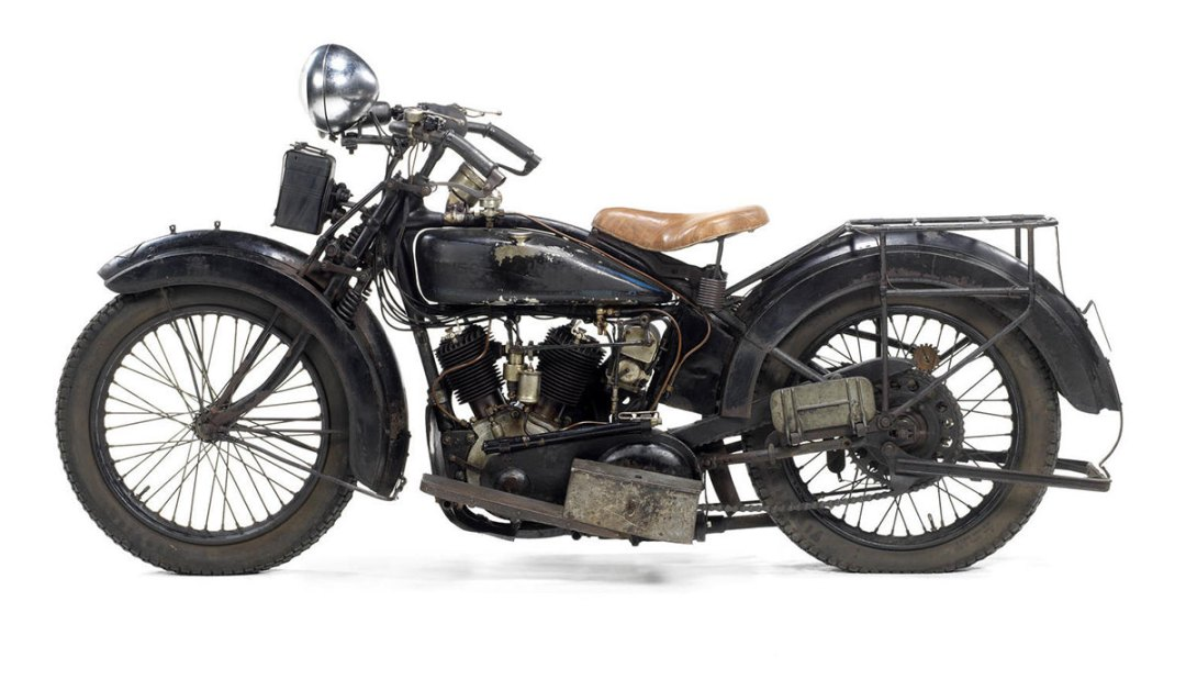 1924 Husqvarna 5hp Model 150 :: Bonhams