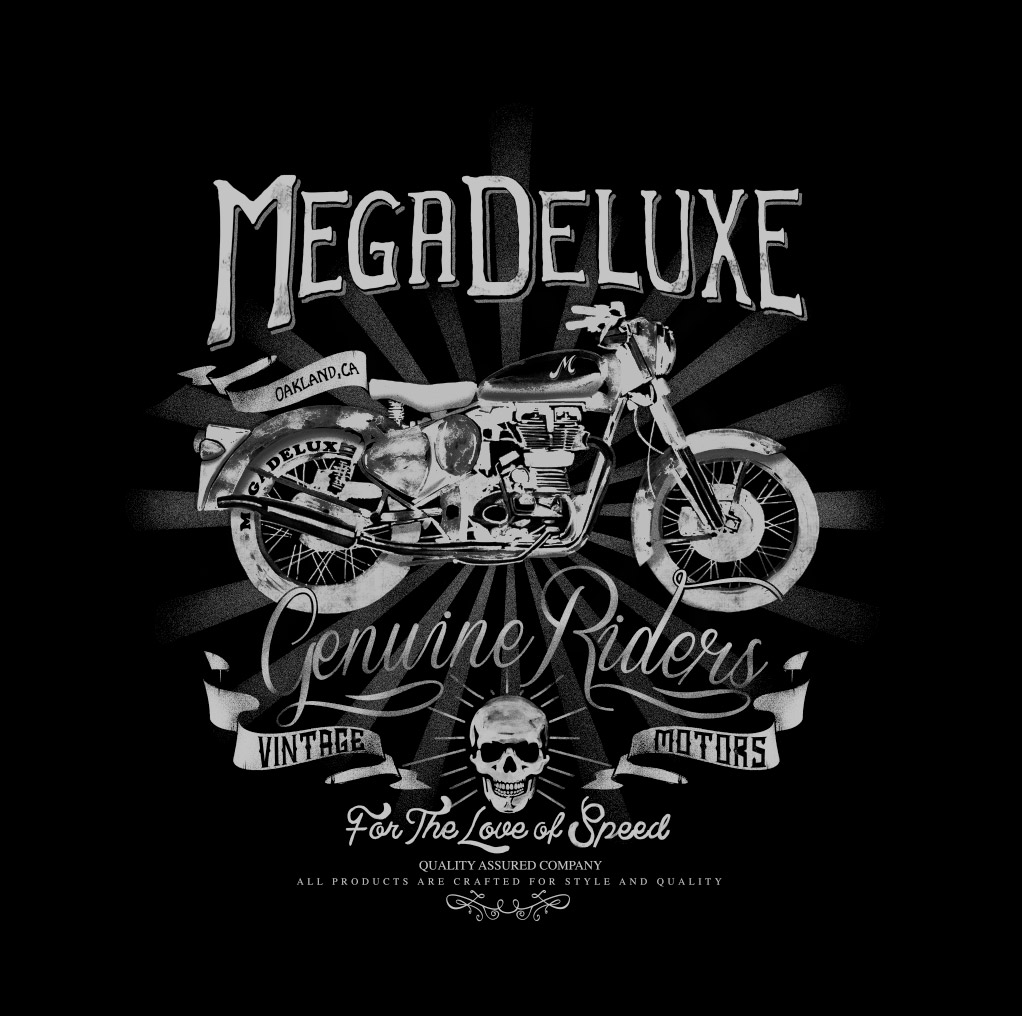 Megadeluxe T-Shirt By Can Seylan