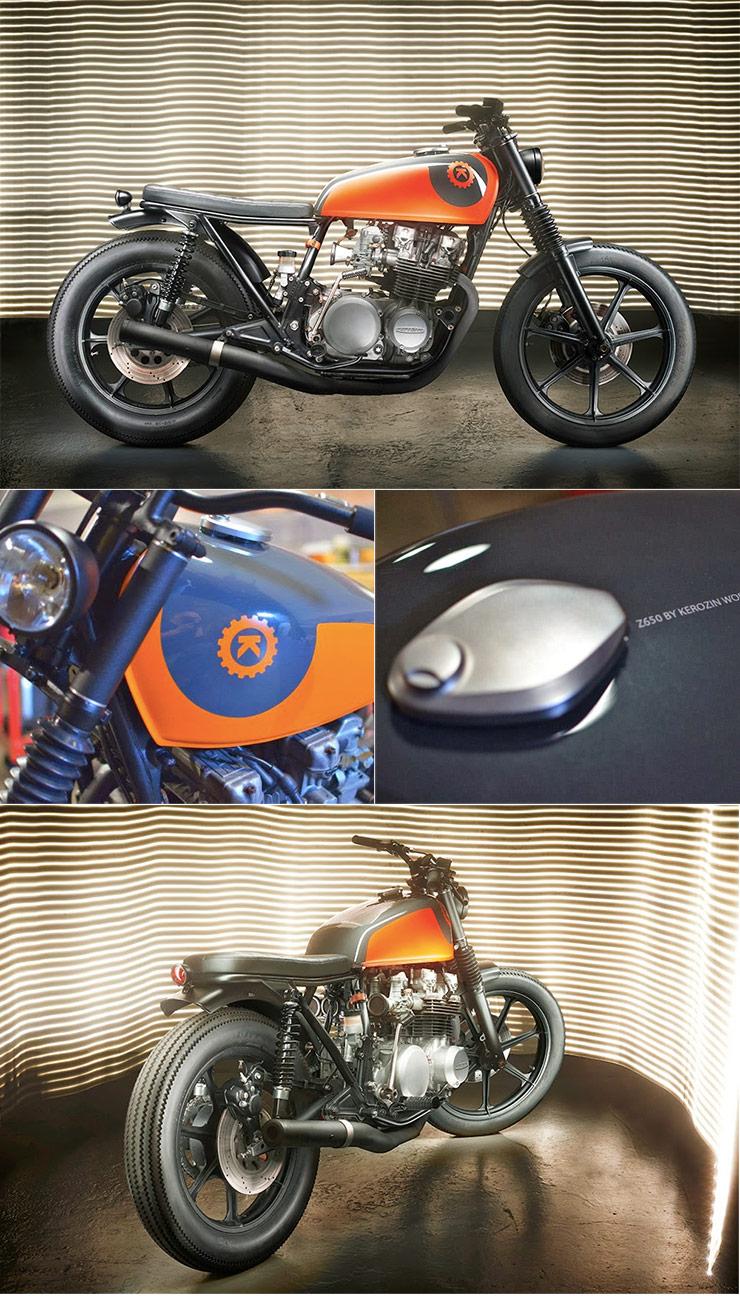Kerozin Bratstyle Kawasaki Z650