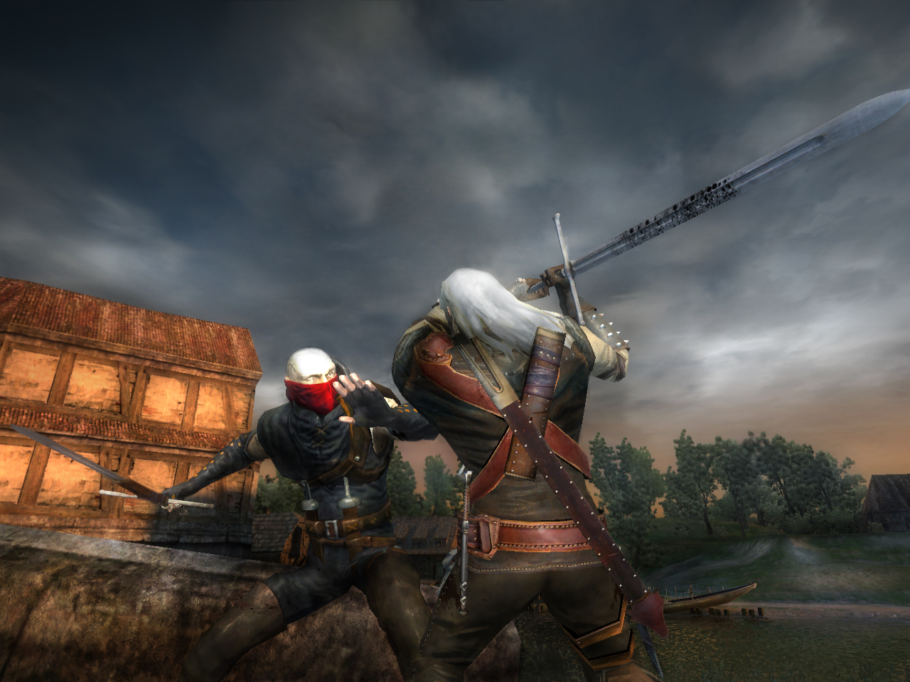 Pc Games Game Patches: The Witcher - The Witcher Enhanced Edition