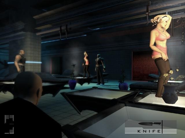 Girl In Action Wallpaper Demos Pc Hitman Contracts Demo Megagames