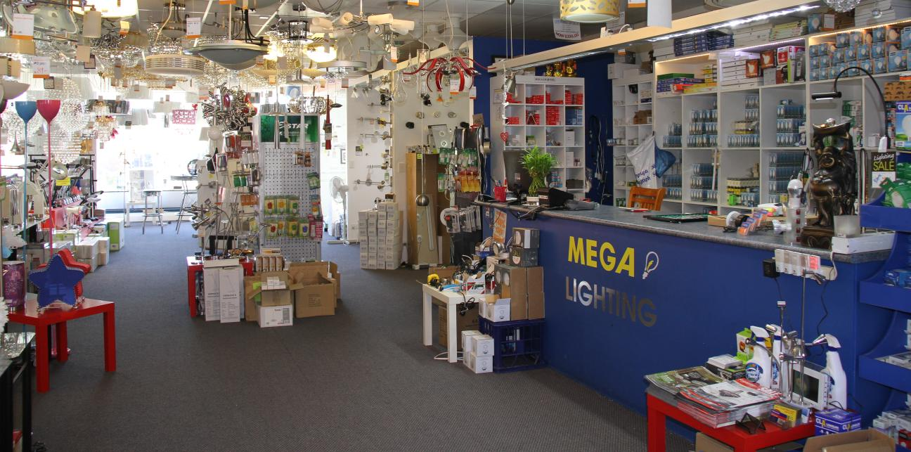 Retail Lighting Stores Sydney Mega Lighting Making Sydney Brighter