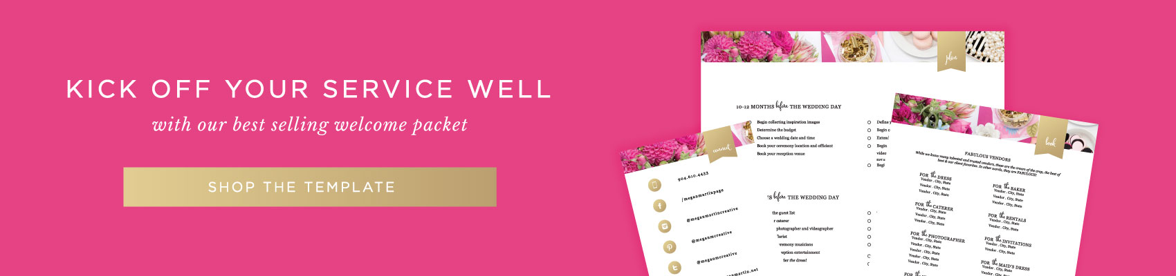 Brand Building Designing a Well Rounded Welcome Packet - Megan