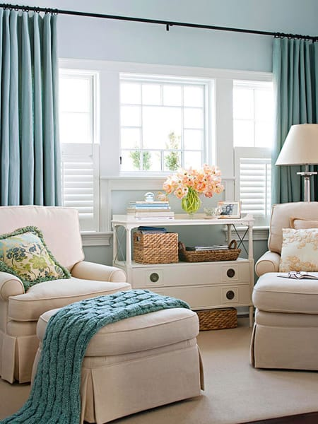 10 Bedroom Window Treatment Ideas - Megan Morris - bedroom window treatment ideas