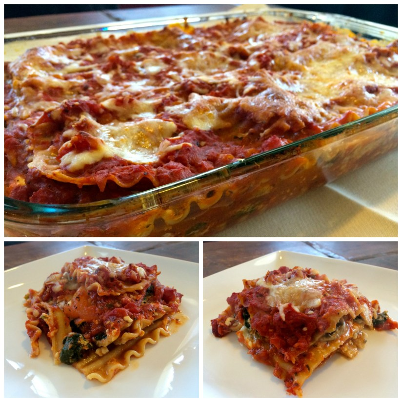 Powered-Up Lasagna
