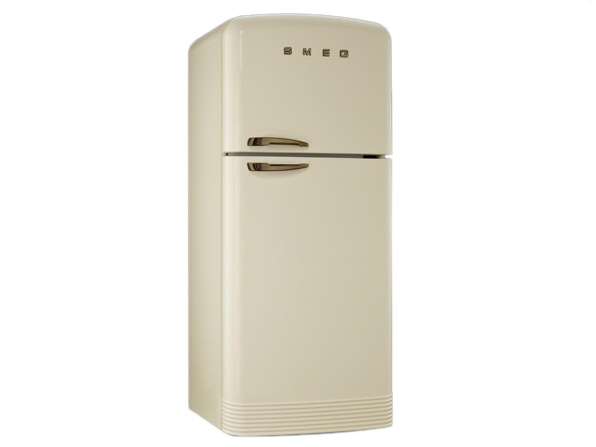 Smeg Kühlschrank Creme : Kühl gefrierkombi retro kühlschrank creme deptis gt