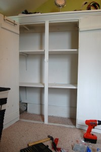 Build How To Build Wood Shelves In A Closet DIY PDF timber ...