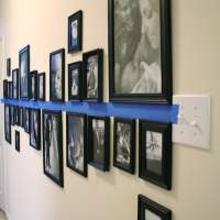 Pinterest-Inspired Gallery Wall