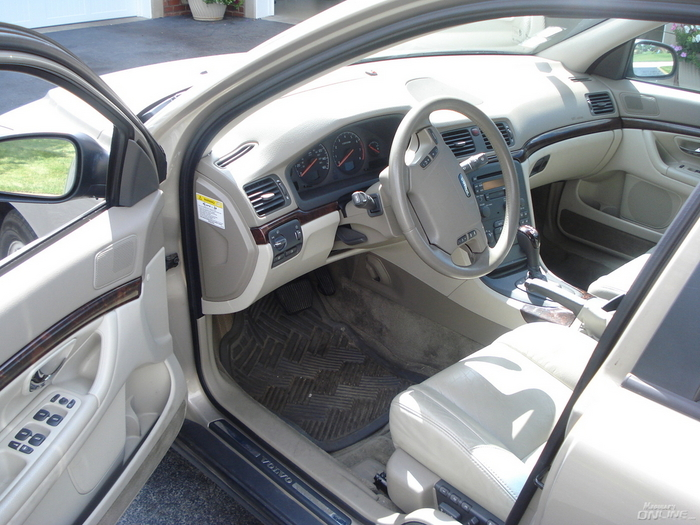 Volvo S80 Interieur 2001 Volvo S80 - Engine,interior,and Exterior Cleanup