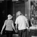 男性の弱さは老後に向かう程、際立つ。女性に勝てるのは腕力ぐらいしかない。