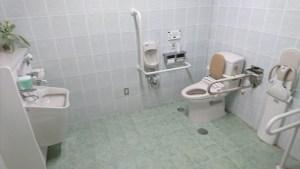 トイレ情報は大事ですよね。