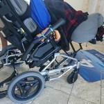 沖縄旅行の介護タクシー車中で車椅子ユーザーの彼は、確かに、そっと呟かれた