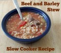 Beef and Barley Slow Cooker Recipe Button