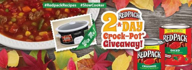 RedPack 2 A Day Giveaway RedPack Makes Slow Cooker Family Meals Easy!