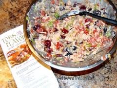 Sassy Chicken Salad in a Bowl