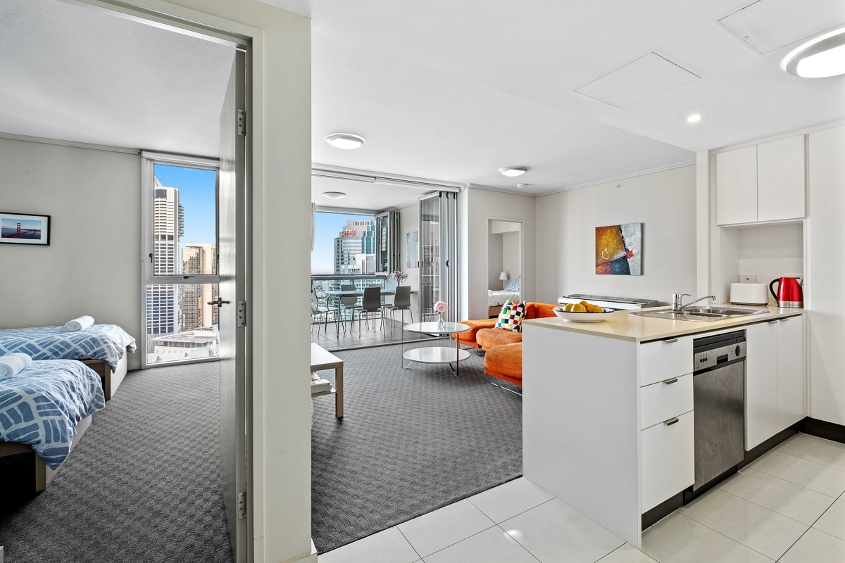 2 Bedroom Apartment Brisbane 3809 108 Albert Street Brisbane City 4000 Sold 2 Bedroom