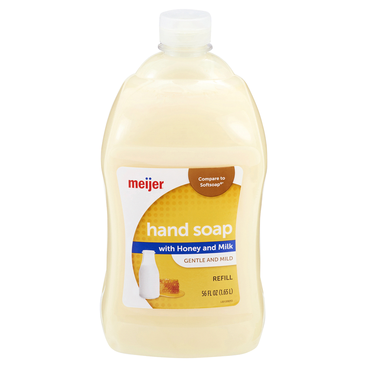 Hand Soap Refill Meijer Milk And Honey Hand Soap Refill 56 Oz