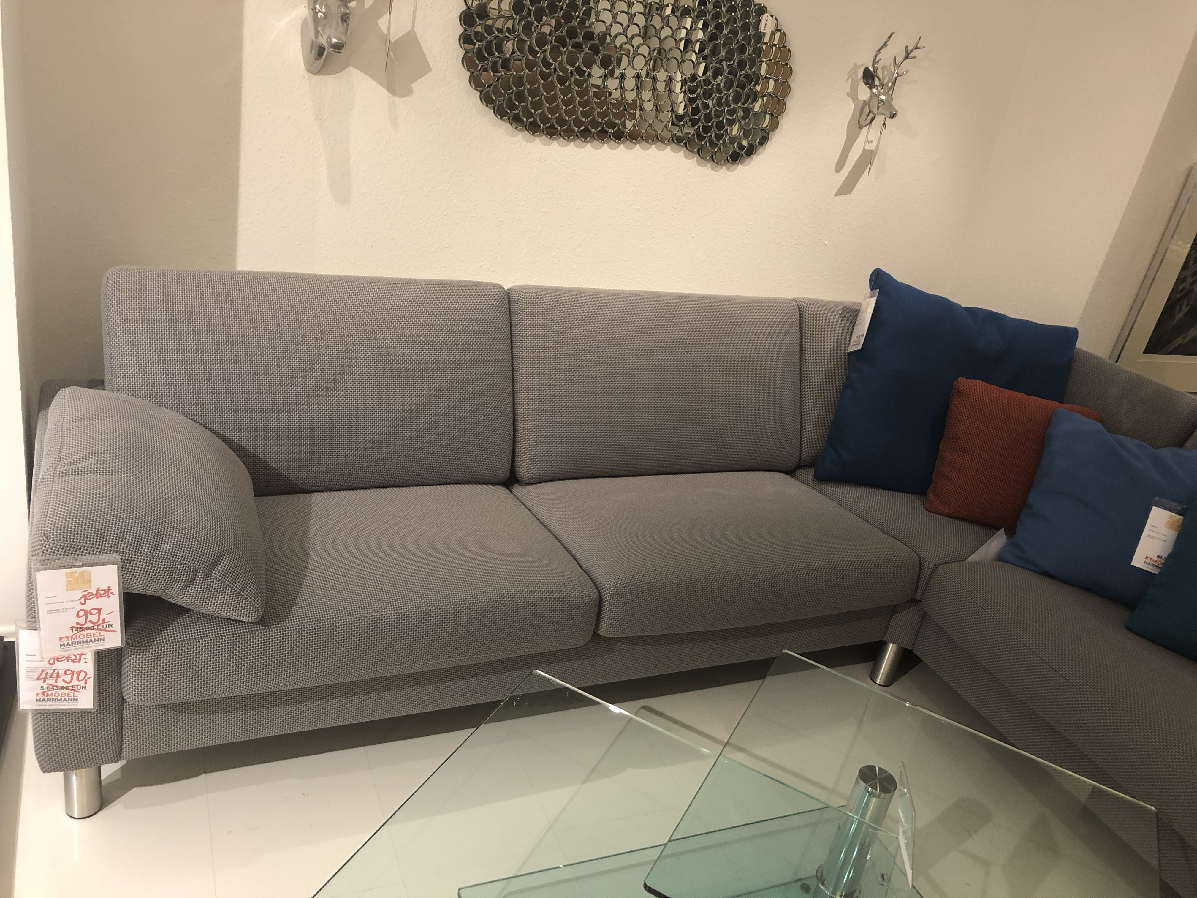 Möbel Hübner Couchgarnituren Erpo Sofa Classic