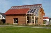 Bio-Solar-Haus-Holzfassade