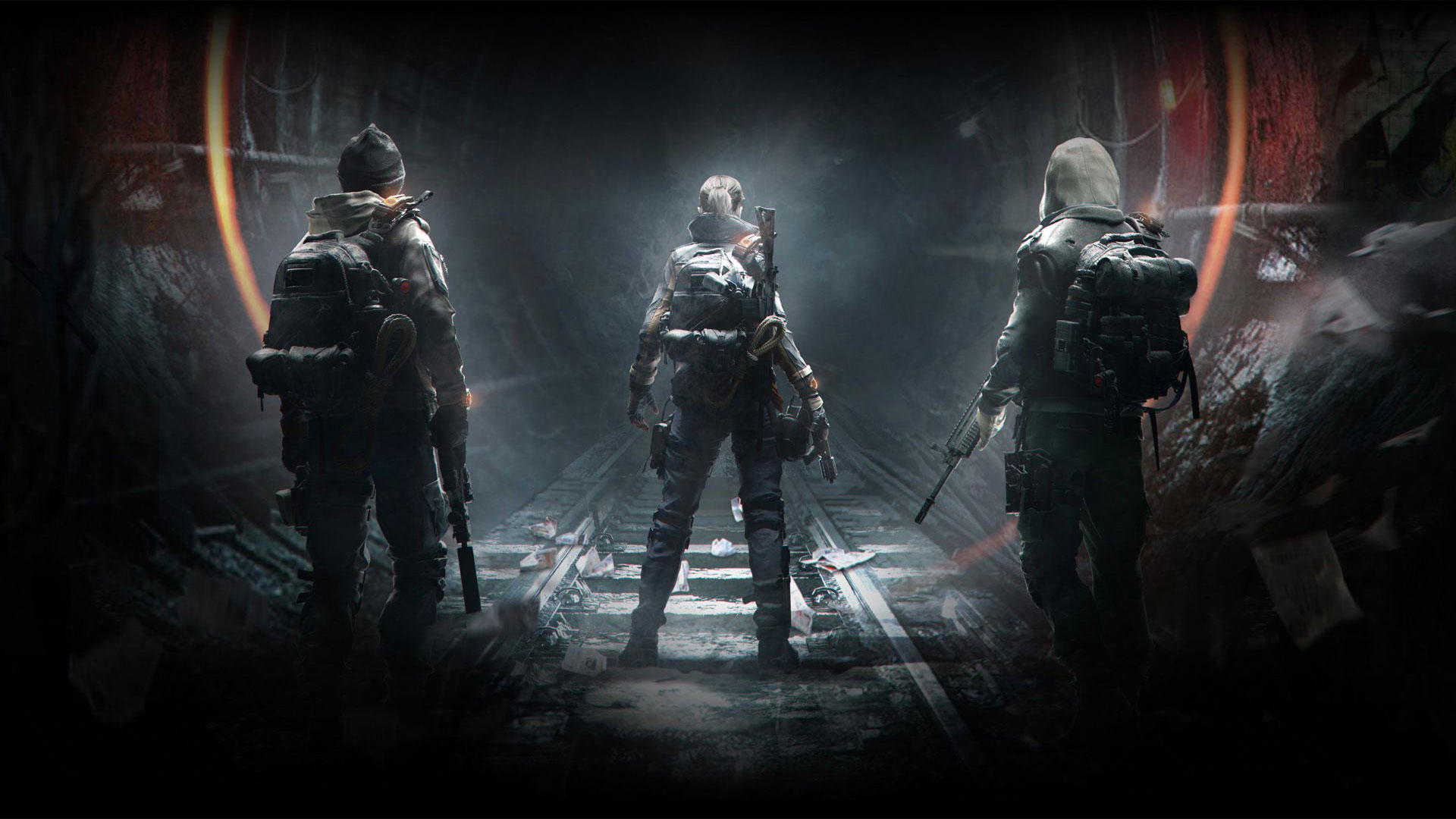 Gamer Girl Wallpaper Anime The Division Server Down Am 13 10 Und Patch Notes F 252 R