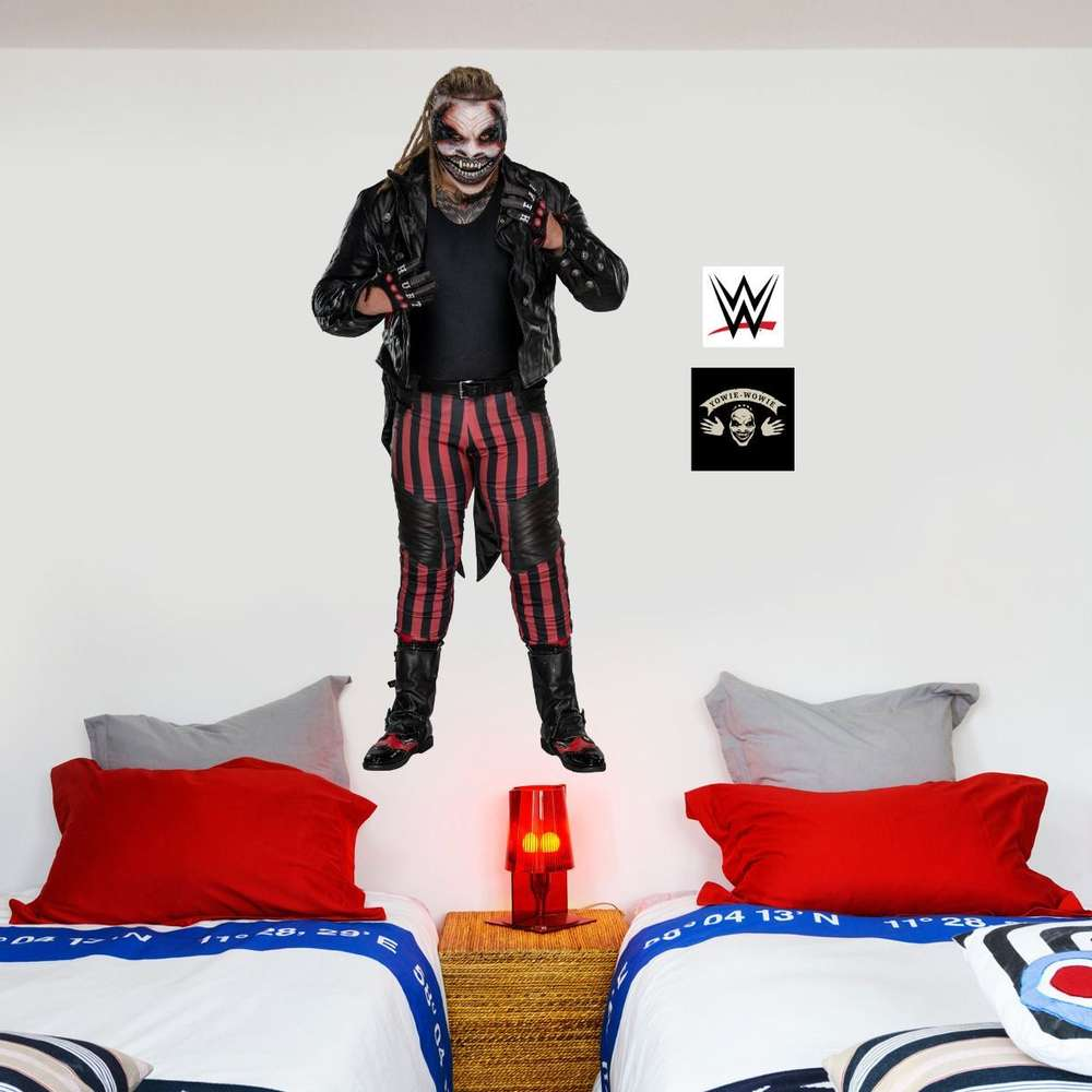 Wrestling Bettwäsche Wwe The Fiend Bray Wyatt Cutout Wall Sticker
