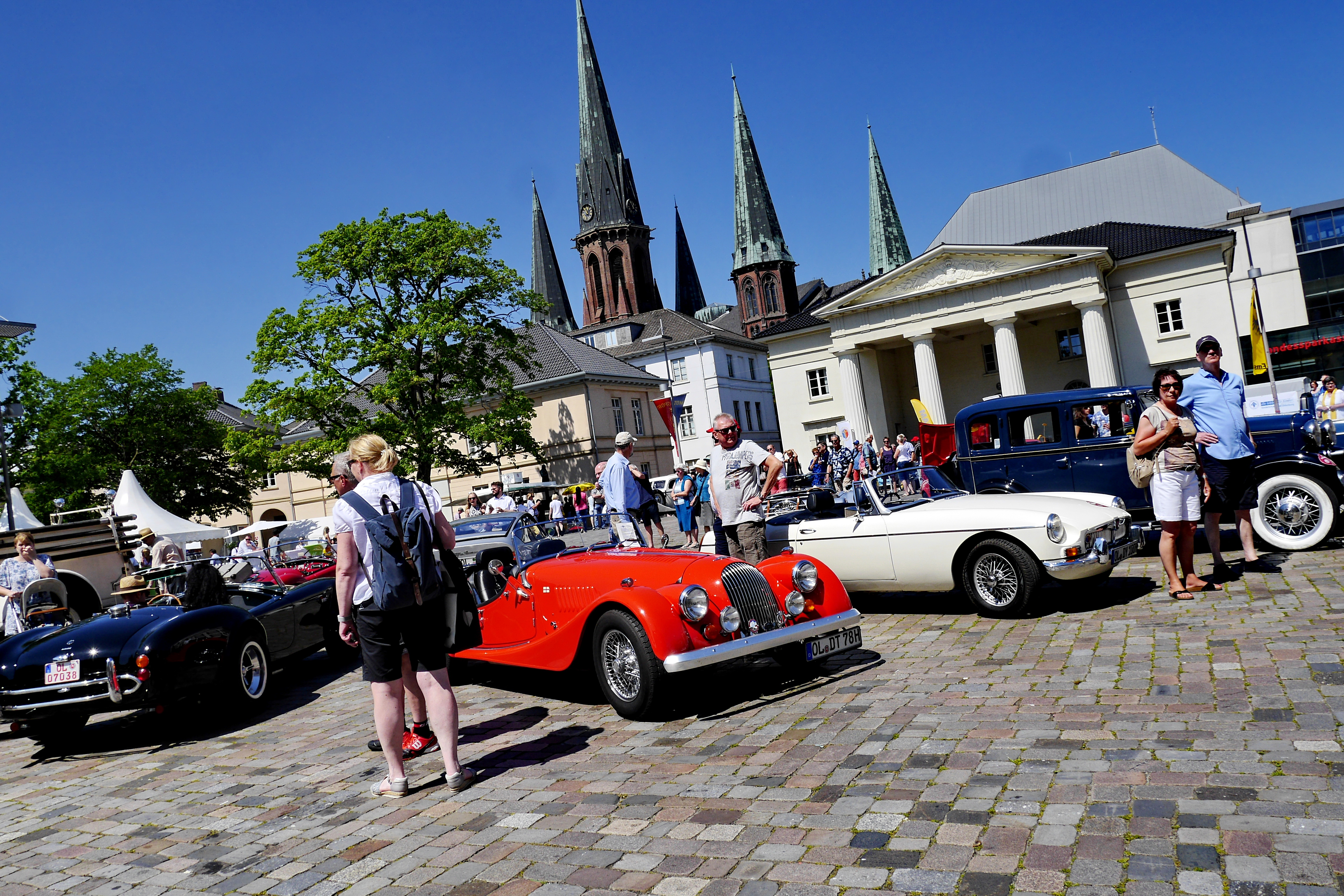 Sperrmüll Oldenburg Classic Car Charity Des Msc Oldenburg Mein Oldenburg