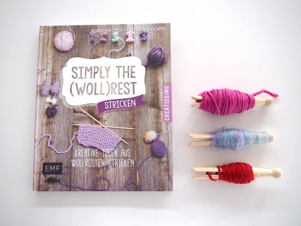 Simply the (Woll)rest STRICKEN - eine Buchvorstellung