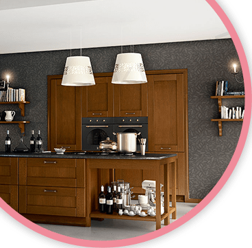 Italian modular kitchens in pune