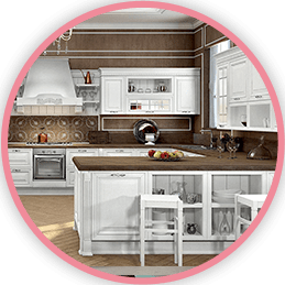 custom modular kitchen in pune