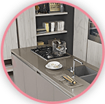 premium modular kitchen in pune