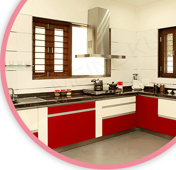 Premium Modular Kitchen In Pune | Imported U0026 Indian Kitchen ...