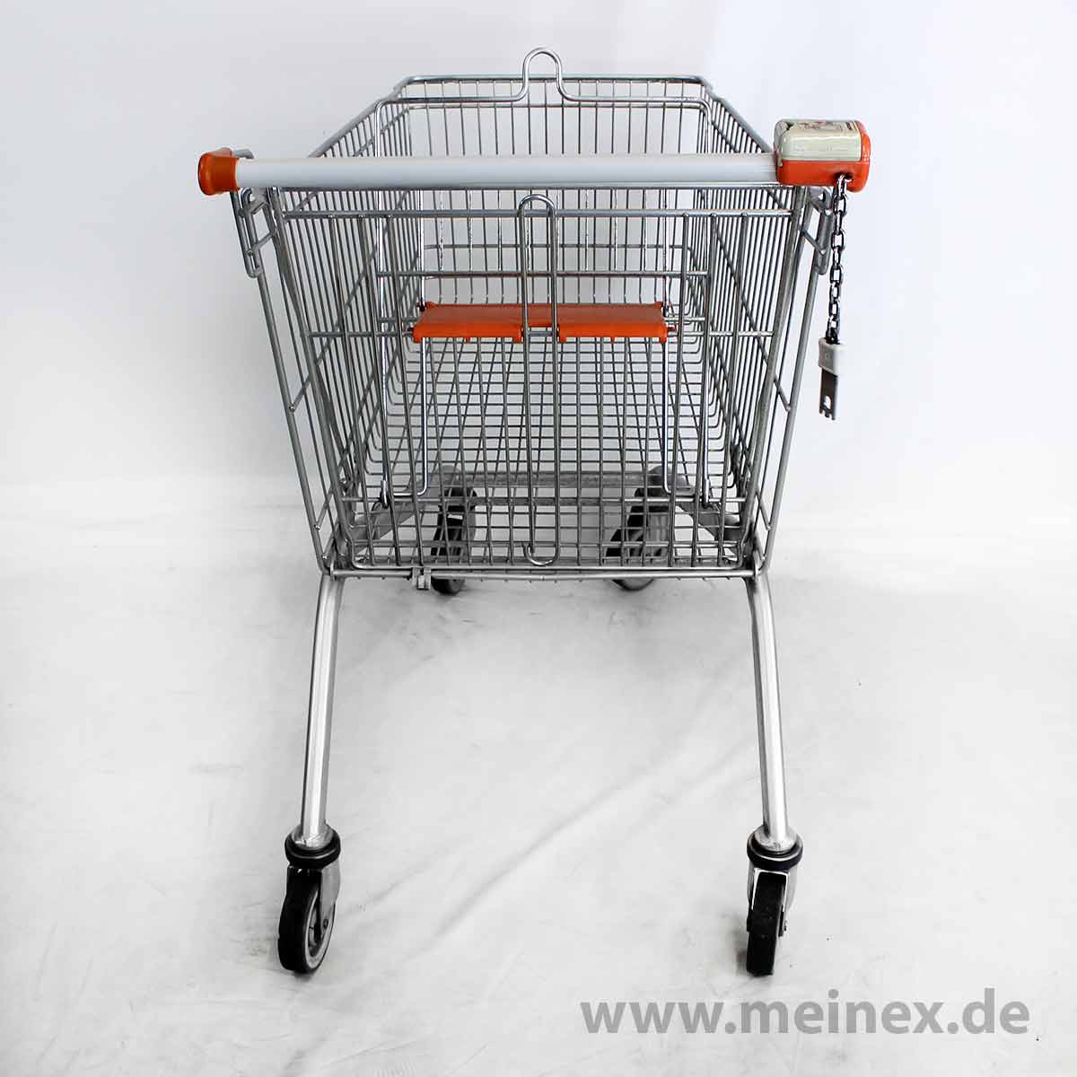 Shopping Trolley Wanzl El 150 Used Buy Now