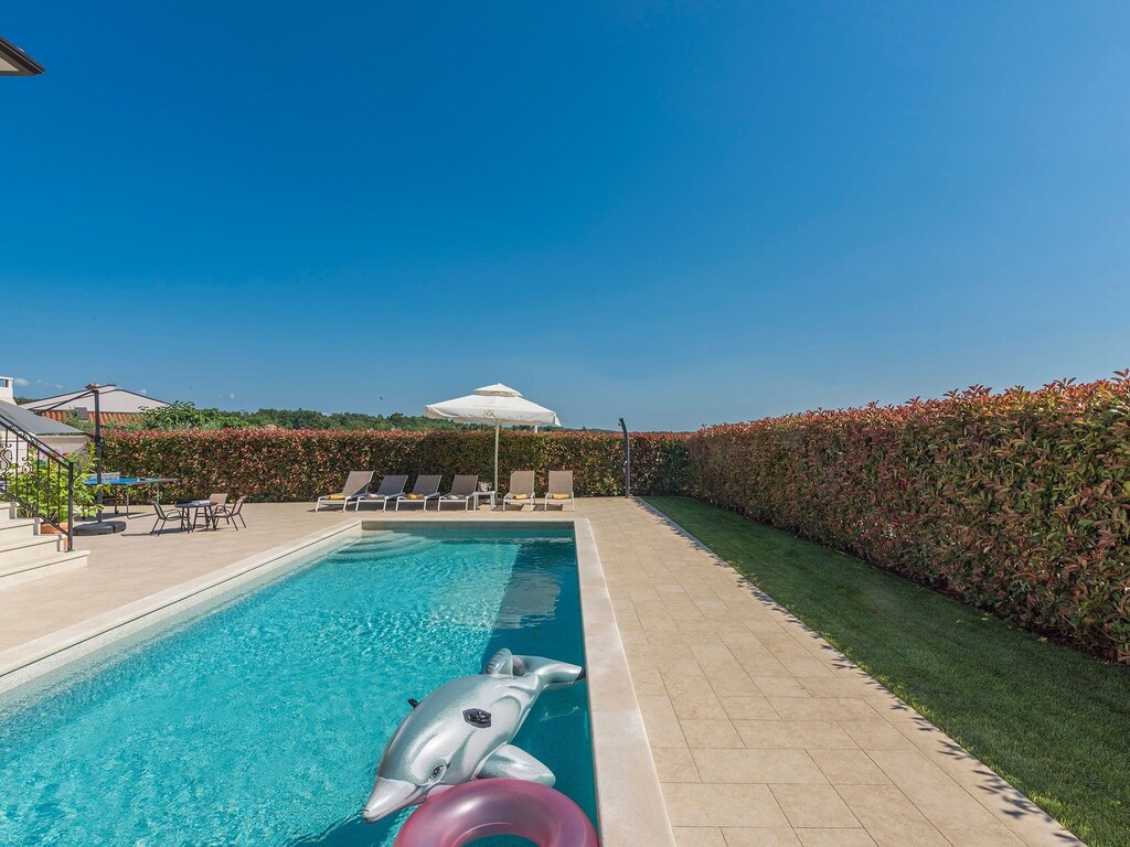 Ferienhaus Mit Pool In Kroatien Porec ᐅ Ferienwohnung Villa Vanesa With Private Pool Nearby Porec In