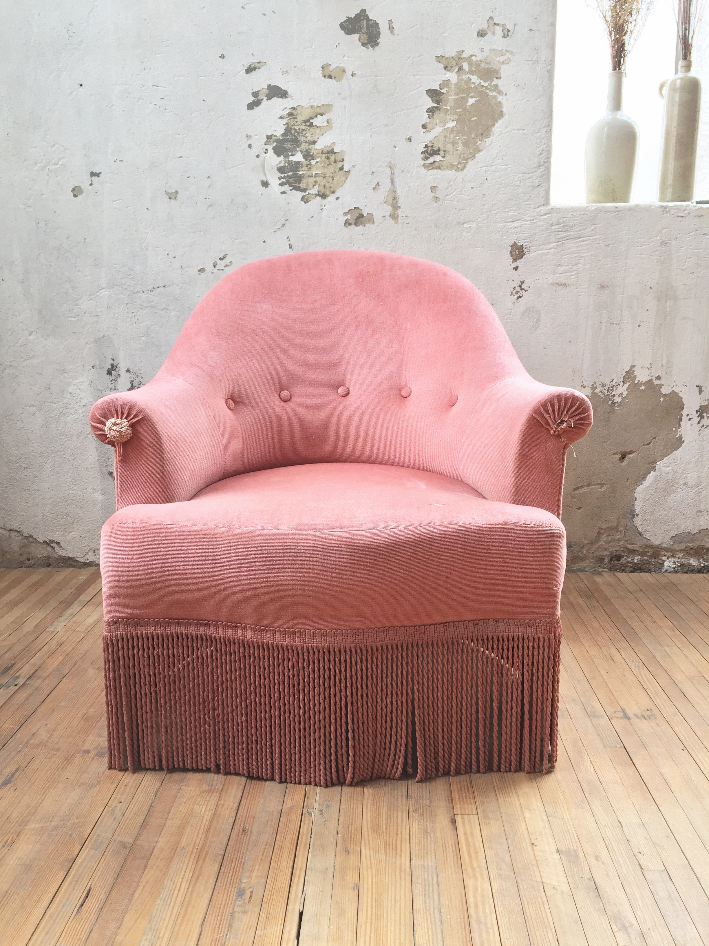 Fauteuils Crapaud Rose Fauteuil Crapaud Rose Mein Lieber