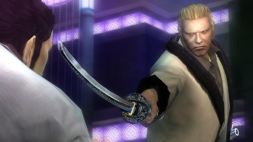 Ryū Ga Gotoku 1 & 2 HD for Wii U