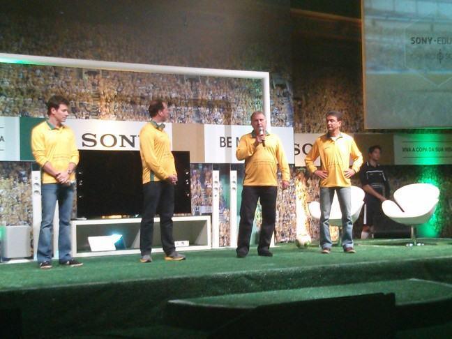 Evento Sony 2013