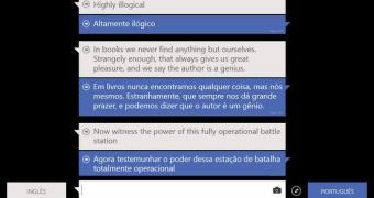 Bing Translator disponível para Windows 8