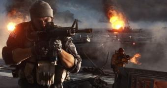 "Campanha da EA tenta mostrar ""realismo"" do multiplayer do Battlefield 4"
