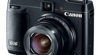 Canon PowerShot G16 e outros lançamentos