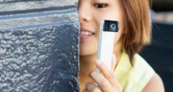 iPhone, levantar periscópio!