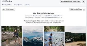 Facebook vai ter álbuns compartilhados entre usuários