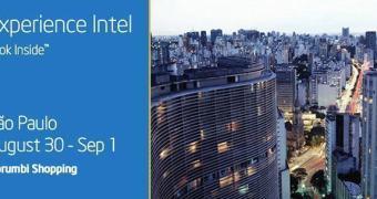 """Evento """"Experience Intel. Look Inside"""" acontece em São Paulo"""