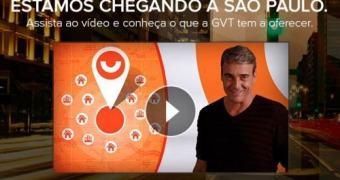 GVT finalmente começa a operar no mercado residencial da cidade de São Paulo