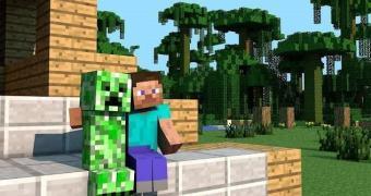 Crianças usam Minecraft para manter contato com amigo deportado