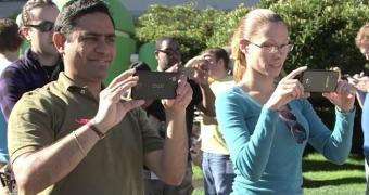 Smartphone de 5 polegadas que roda Android 4.4 KitKat aparece no site da FCC. Seria o novo Nexus?
